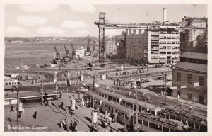 RP: STOCKHOLM , Sweden , 1920-30s , Slussen