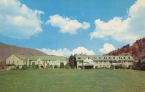 Waynesville Country Club NC North Carolina Golf Course Vintage Postcard D25