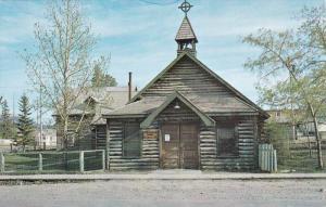 Log Church , Whitehorse , YUKON , Canada , 50-60s