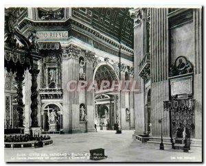 Postcard Modern Citta del Vaticano
