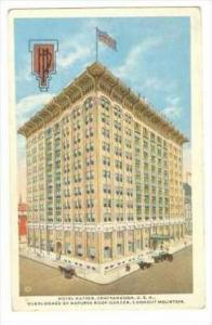 Hotel Patten, Overlooked By Natures Roof Garden, Lookout Mountain, Chattanoog...