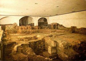 England Bath The East Baths Roman Baths