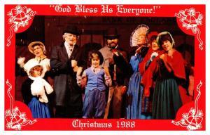 The Carpenter's Home Church Christmas 1988 Gospel According to Scrooge