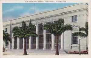 Florida Fort Myers Out Door Post Office