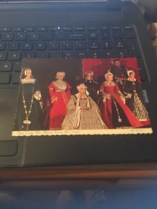 Vtg Postcard: Royal London Wax Museum Victoria BC Canada