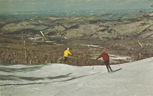 KILLINGTON , Vermont , 50-60s ; Ski Area, East Glade