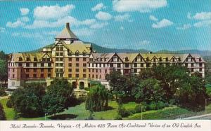 Hotel Roanoke Virginia