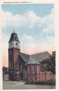 New York Massena Methodist Church
