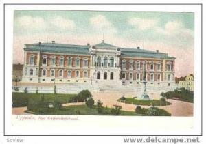 UPPSALA, Sweden, 00-10s Nya Universitetshuset