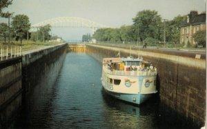 SAULTE STE MARIE , Ontario , 50-60s ; Soo Locks