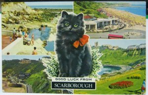 England Good Luck from Scarborough  Multi-view - posted