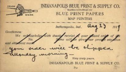 Incline railway lookout mountain chattanooga tn unused hippostcard indianapolis blue prints supplu co indianapolis in 1919 malvernweather Images