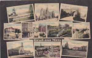 Germany Gruss Aus Metz Multi View