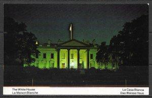 Washington DC - The White House -  [DC-130]