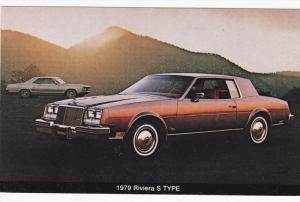 1979 Riviera S Type, 1970's