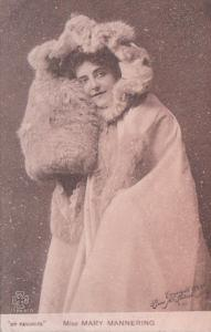 Miss Mary Mannering