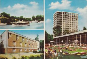 Multiple Views of SIOFOK, Hungary, 50-70's