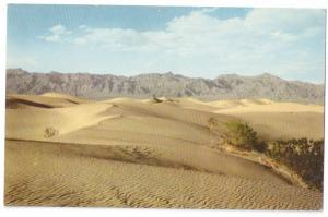 Union Oil 76 Postcard 1941 Death Valley California #158
