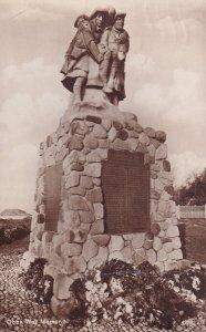 RP; OBAN, Scotland, PU-1929; Oban War Memorial