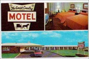Amish Co Motel, Bird-In-Hand PA