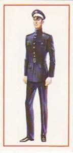 Carreras Vintage Cigarette Card Military Uniforms 1976 No 49 No 1 Dress 1960 ...