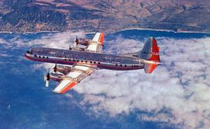 American Airlines - The Jet Powered Electra   (Airline Issued)