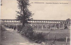 Aqueduc Romain, Les Arcades, Perigueux (Dordogne), France, 1900-1910s