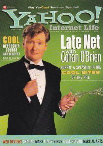 Yahoo Internet Life With Conan O'Brien