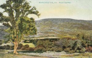 BURLINGTON, Vermont, 00-10s; Mount Equinox, TUCK # 5855