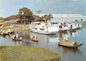 BR40364 The land of rivers and boats bateaux  Pakistan
