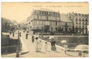 La Bourboule , Puy-de-Dôme  department , Auvergne , France. 00-10s ; Vue ver...