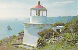 California Trinidad Trinidad Head Lighthouse