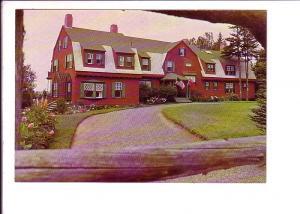 Roosevelt's Summer Home, Campobello Island, New Brunswick,  Canada Post Prepa...