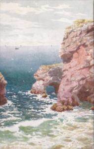 Tucks Ladram Rocks Sidmouth Series 7014