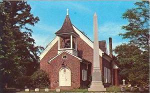 Old Christ Church, Dover, Dalaware,40-60s
