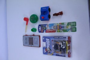 Retro Lot Collectible Toys Tech Deck Fisher Price Lego Duncan & More