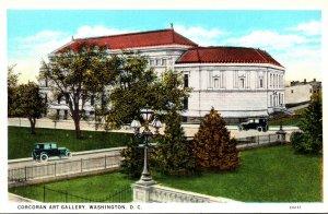 Washington D C Corcoran Gallery Of Art Curteich