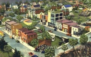 Roadside America - Hershey, Pennsylvania