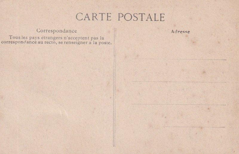 LAGHOUAT, Algeria, 1900-1910s; Place Du Chameau Et Jardin Public