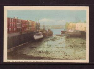 PECO Colour PC Low Tide Market Slip St John New Brunswick