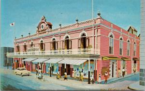 Da Costa & Musson Ltd Barbados Duty Free Shopping Unused Vintage Postcard D73