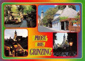 Austria Prost aus Grinzing Wien Vienna Vienne multiviews Street Church