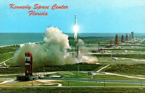 Florida John F Kennedy Space Center Launch Site Of American Astronauts