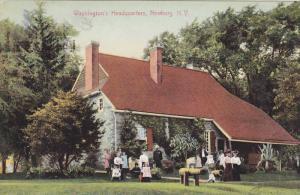 Washington's Headquarters, Newburg,  New York, PU_1908