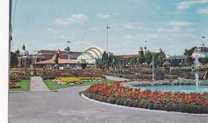 TORONTO, Ontario, 40-60s; The Canadian National Exhibition, Shriners Memorial