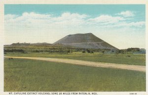RATON, Mt. Capuline Extinct Volcano, New Mexico, 30-40s