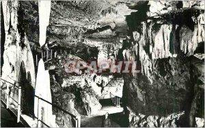 Postcard Modern Caves Betharram Training Columns