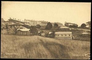 sierra leone, FREETOWN, Tower Hill, Panorama 1910s