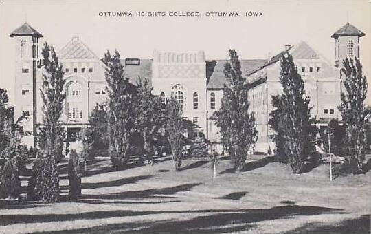 Iowa Ottumwa Ottumwa Heights College Artvue