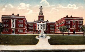 New York Buffalo Normal High School 1915